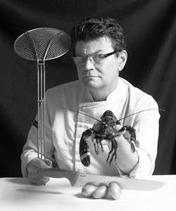 Chef Philippe CASSEGRAIN